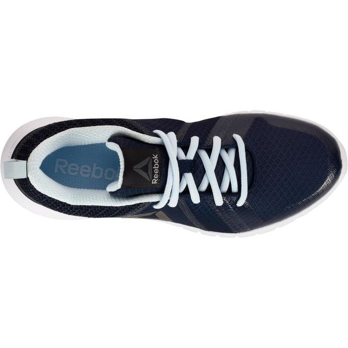 Chaussures marche sportive femme Soft Walk bleu - 1182753