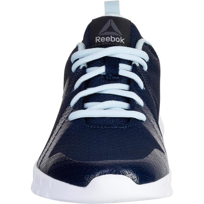 Chaussures marche sportive femme Soft Walk bleu - 1182786