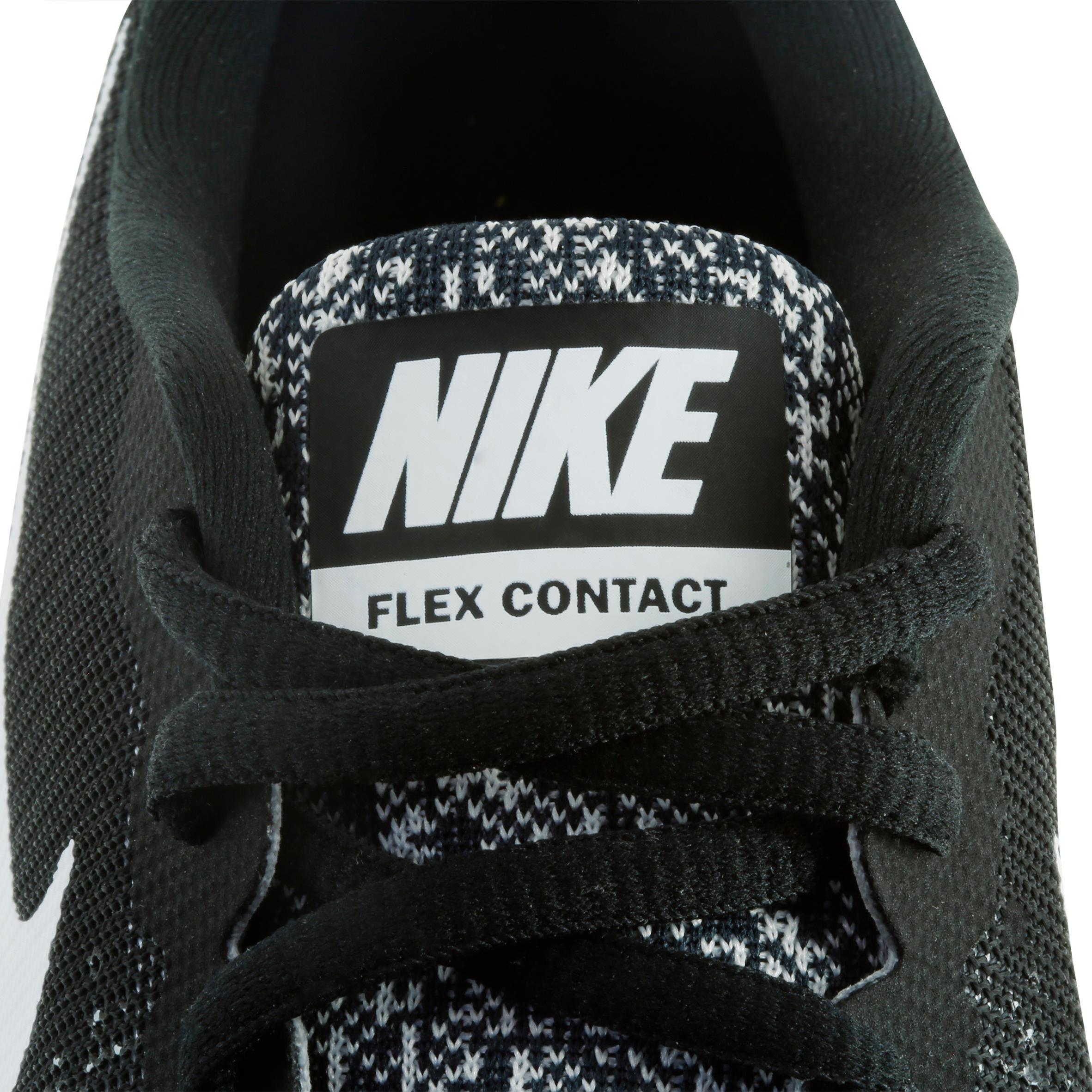 Noir Femme Flex Contact Sportive Blanc Marche Chaussures PZTOkXiu