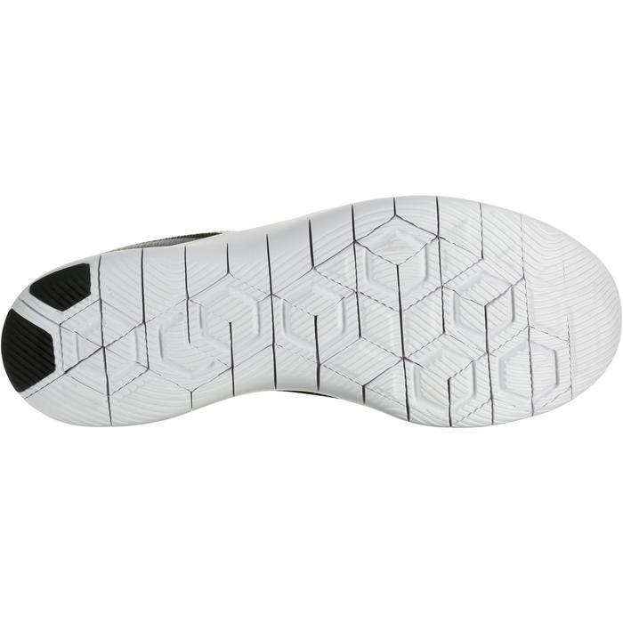 Chaussures marche sportive femme Flex Contact noir / blanc - 1182870