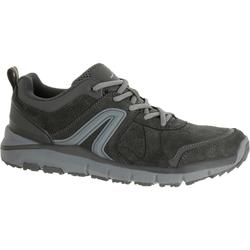 HW 540 Men's Leather Fitness Walking Shoes - Grey