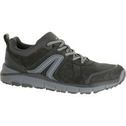 HW 540 Men's Leather Fitness Walking Shoes - Grey
