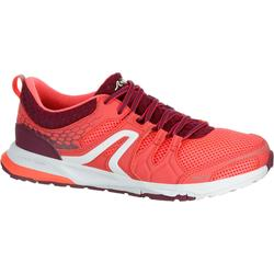 PW 240 Women's Fitness Walking Shoes - Pink/White