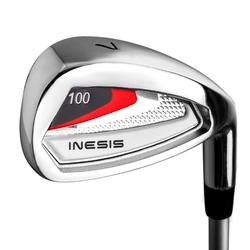 Men's golf 7-iron 100 - RH steel shaft sold individually