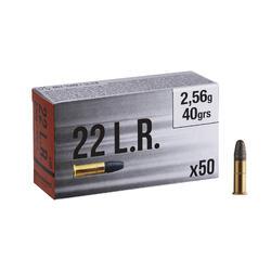 KUGEL 22 Long Rifle Standard Solognac