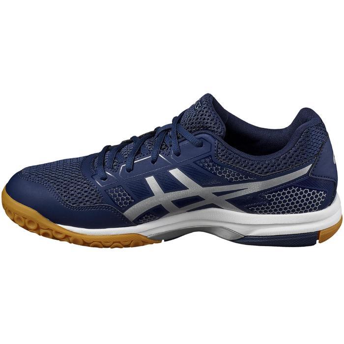 Badminton-/squashschoenen voor heren Gel Rocket 8 blauw