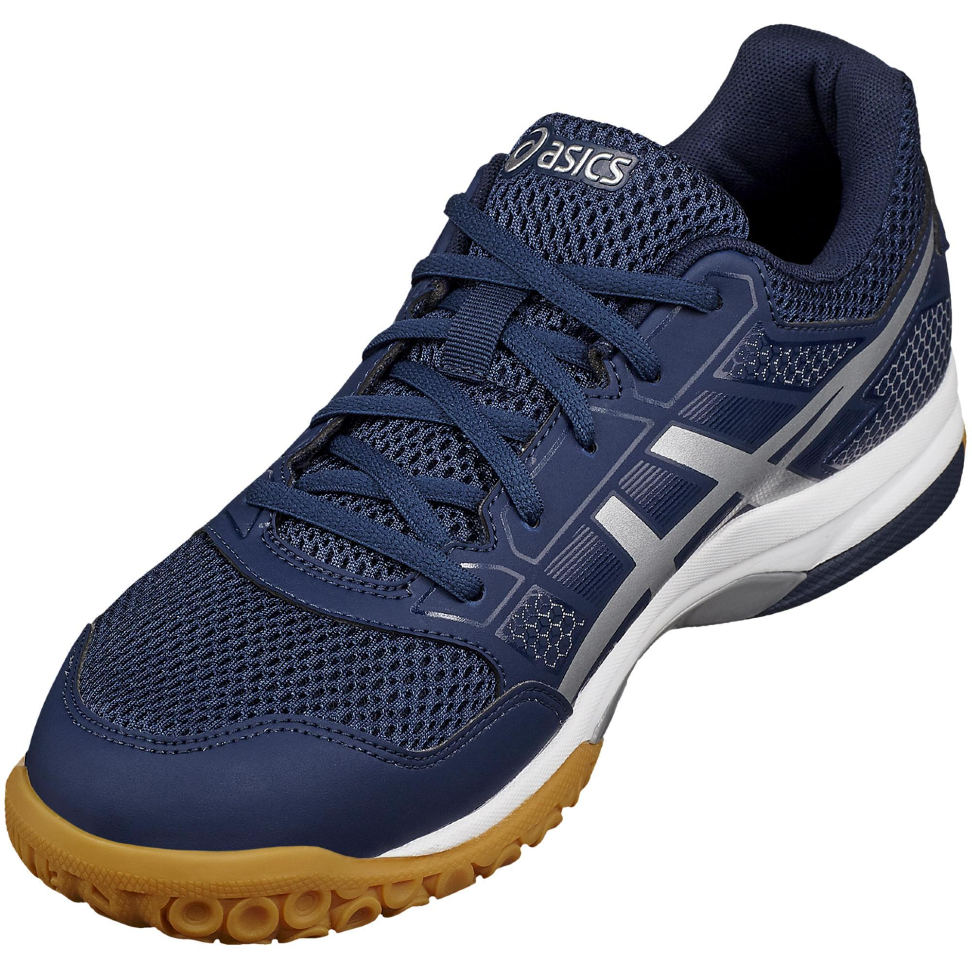 chaussures asics gel rocket homme