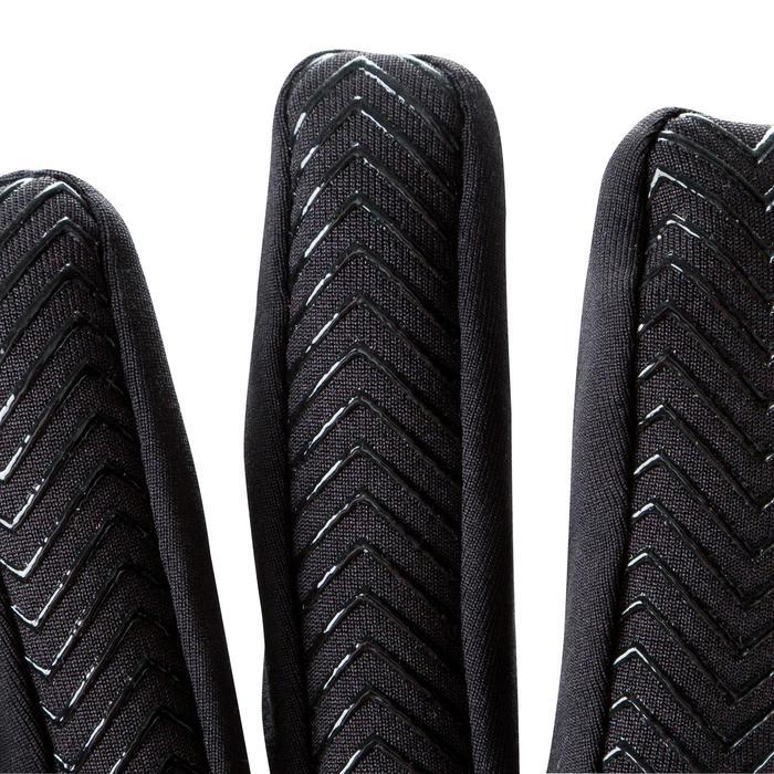 Handschoenen Keepwarm 500 grijs