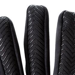 Handschoenen Keepwarm 500 zwart