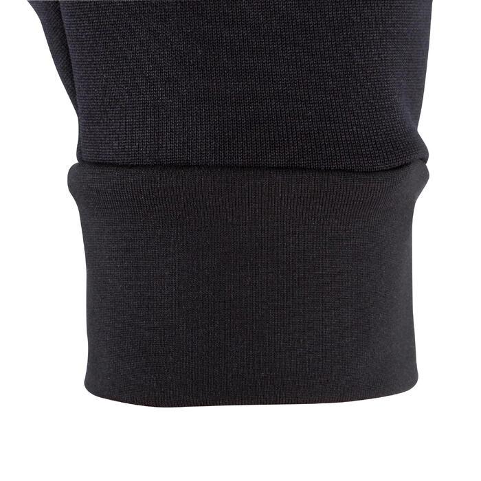 Handschuhe Feldspieler Keepwarm Erwachsene schwarz