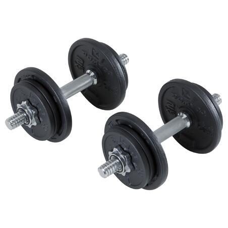 Weight Training Dumbbell Set 20 kg
