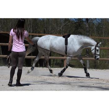 Surfaix de travail équitation cheval et poney noir - 118343