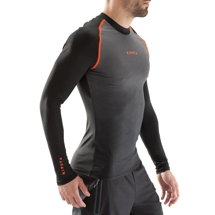 Keepdry 100 Adult Breathable Long Sleeve Base Layer - Black - 1183623