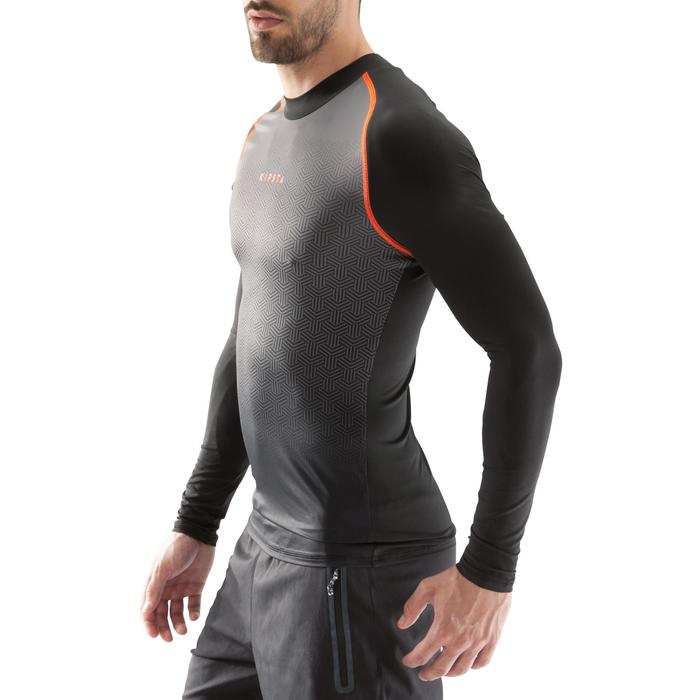 Keepdry 100 Adult Breathable Long Sleeve Base Layer - Black - 1183624