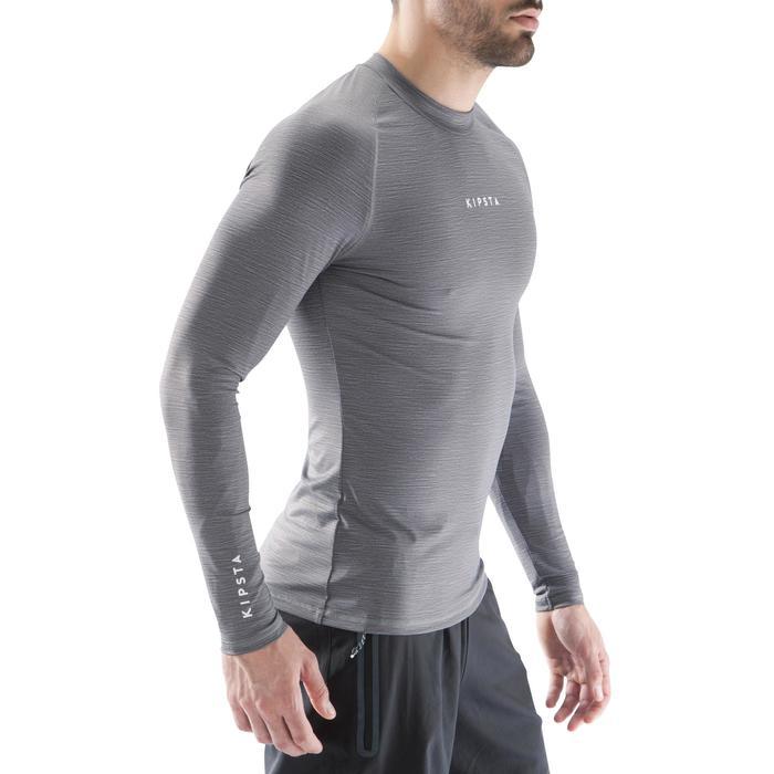 Thermoshirt Keepdry 100 met lange mouwen volwassenen - 1183637