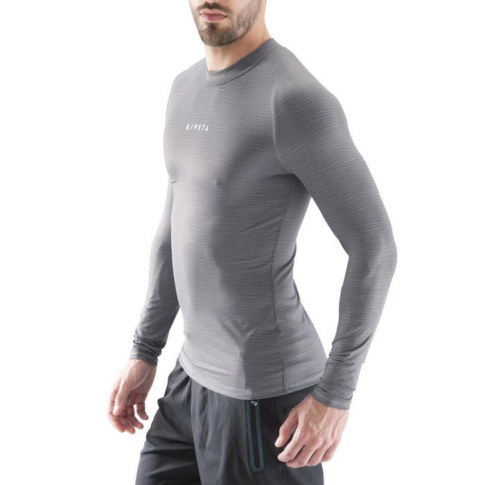 Thermoshirt Keepdry 100 met lange mouwen volwassenen - 1183643