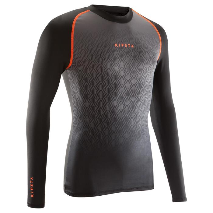 Keepdry 100 Adult Breathable Long Sleeve Base Layer - Black - 1183661