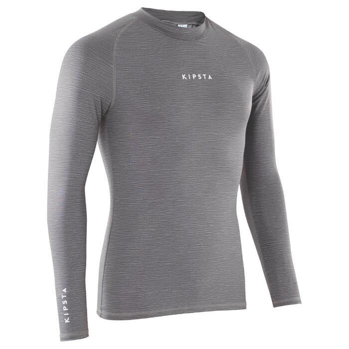 Thermoshirt Keepdry 100 met lange mouwen volwassenen - 1183663