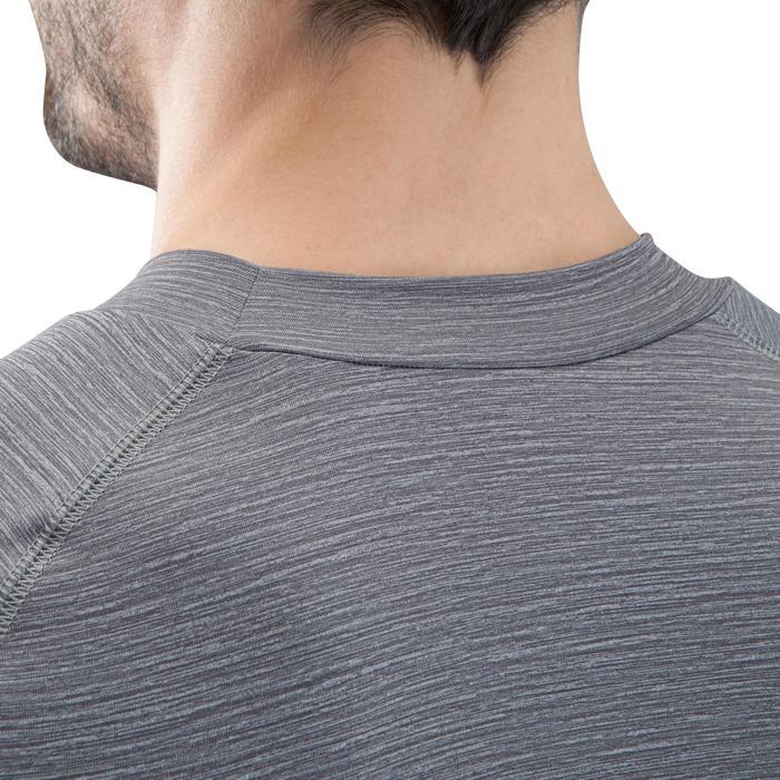 Thermoshirt Keepdry 100 met lange mouwen volwassenen - 1183666