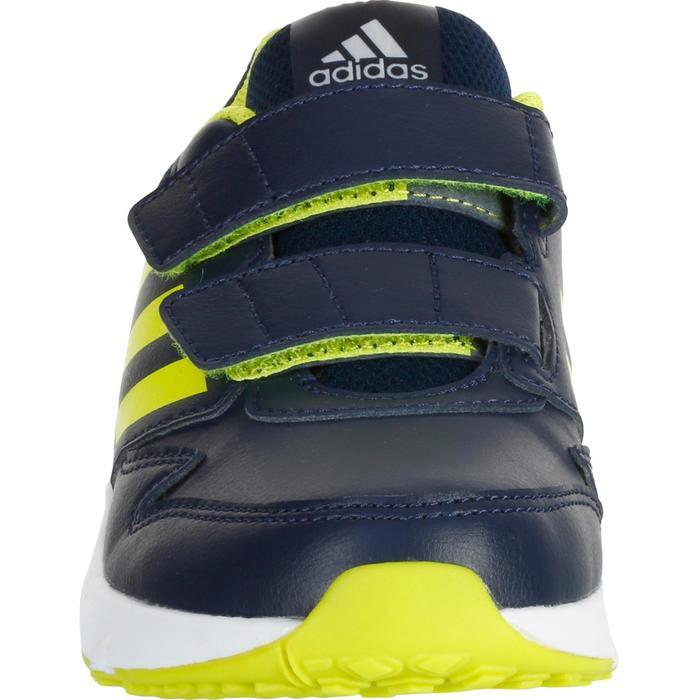 Chaussures marche sportive enfant Fastwalk2 Scratch bleu / jaune
