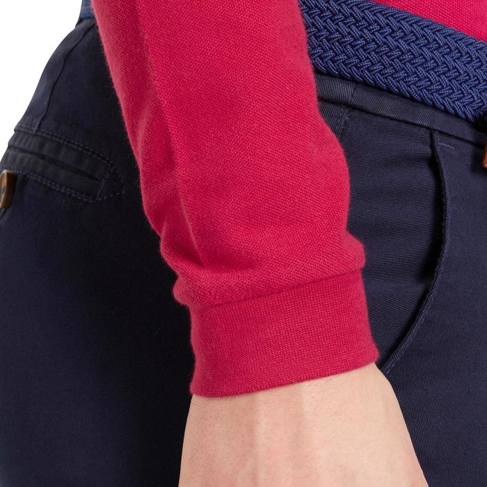 POLO MANCHES LONGUES GOLF FEMME 500 - 1183887