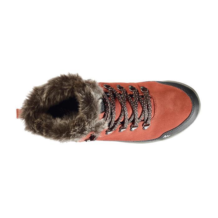 Chaussures de randonnée neige femme SH500 chaudes et imperméables - 1184032