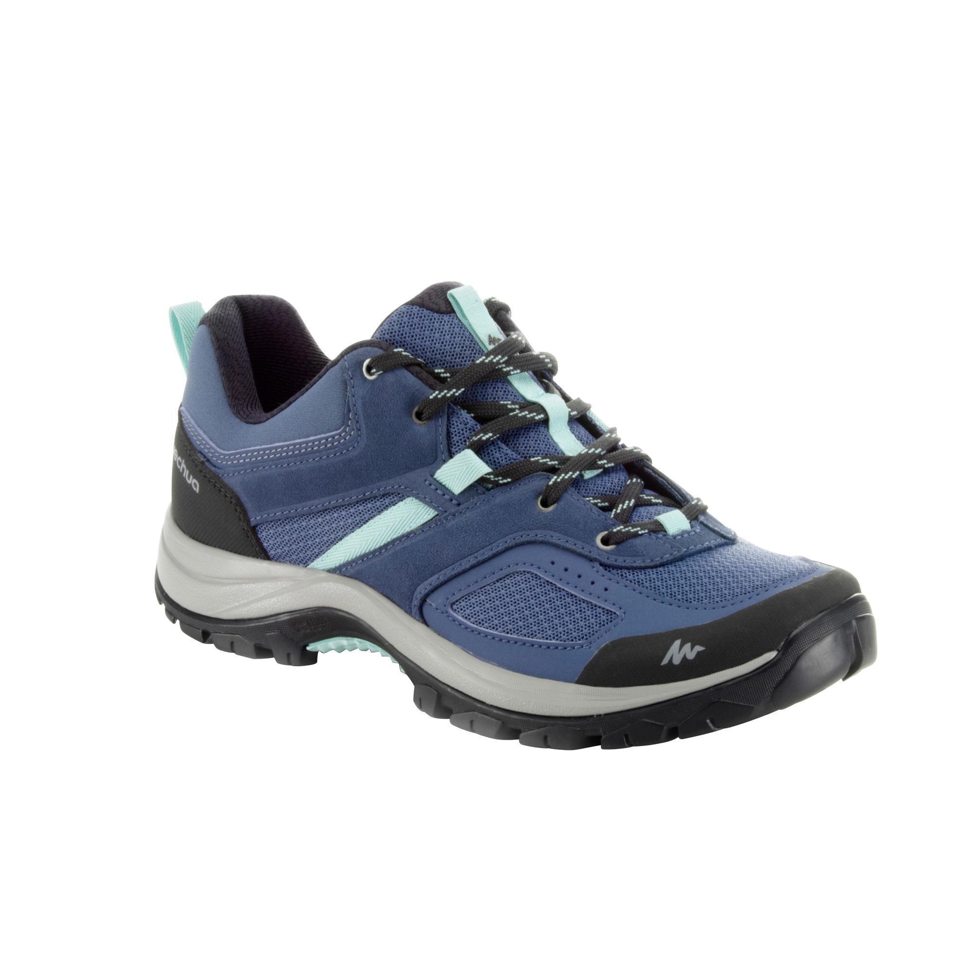 Women's China Blue Mountain Hiking 100 shoes