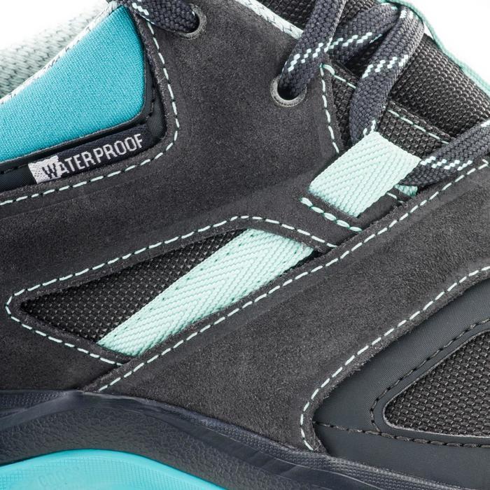 Chaussures de randonnée montagne femme MH100 imperméable - 1184042