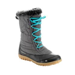 Bottes de randonnée neige femme SH900 chaudes et imperméables