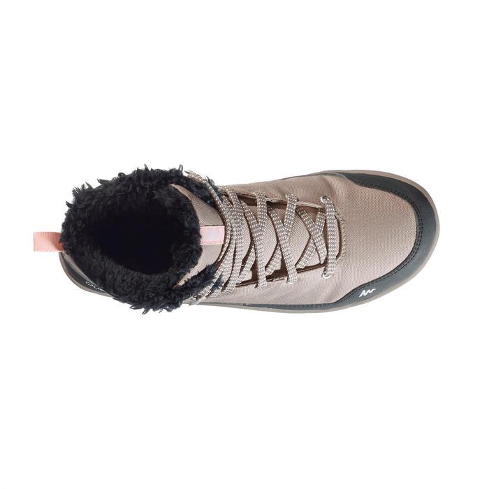 Chaussures de randonnée neige femme SH100 chaude et imperméables - 1184061