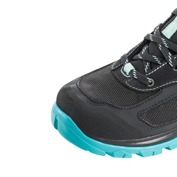 Chaussures de randonnée montagne femme MH100 imperméable - 1184066