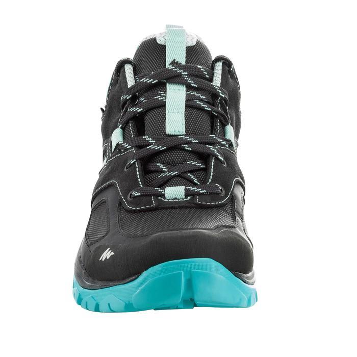 Chaussures de randonnée montagne femme MH100 imperméable - 1184069