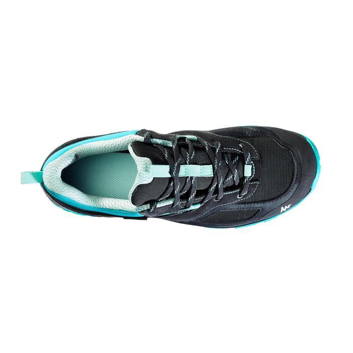 Chaussures de randonnée montagne femme MH100 imperméable - 1184071