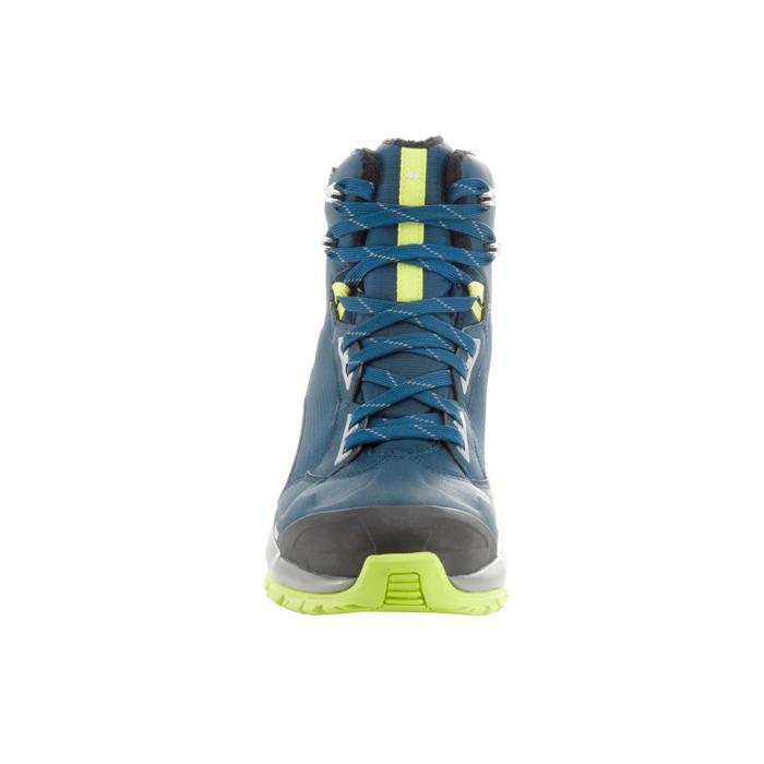 Chaussures de randonnée neige homme SH520 x-warm mid noires. - 1184080