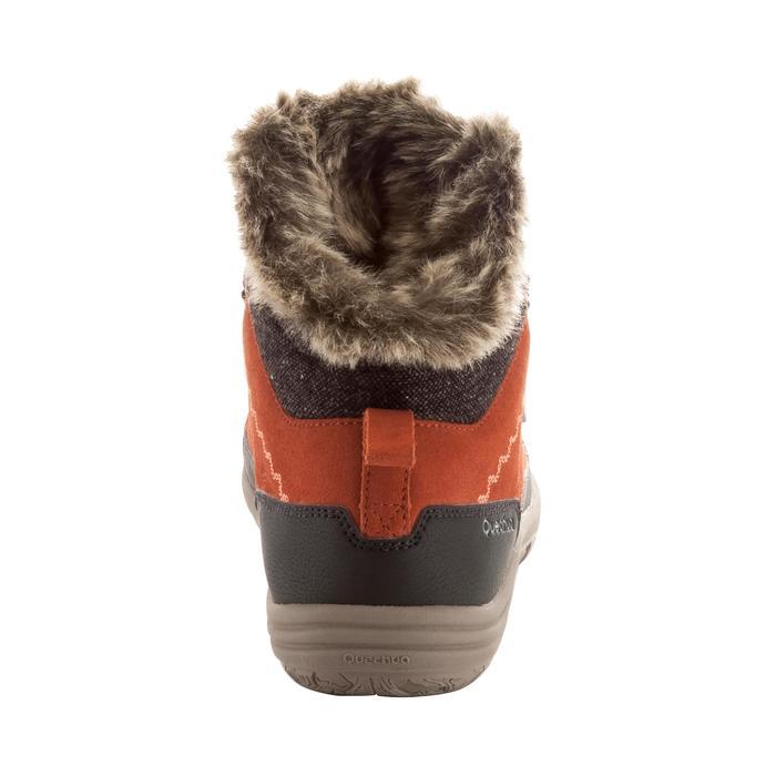 Chaussures de randonnée neige femme SH500 chaudes et imperméables - 1184082