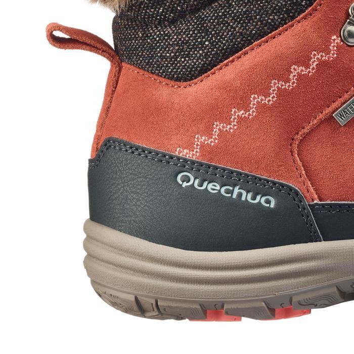 Chaussures de randonnée neige femme SH500 chaudes et imperméables - 1184093