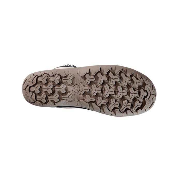 Chaussures de randonnée neige femme SH100 chaude et imperméables - 1184102