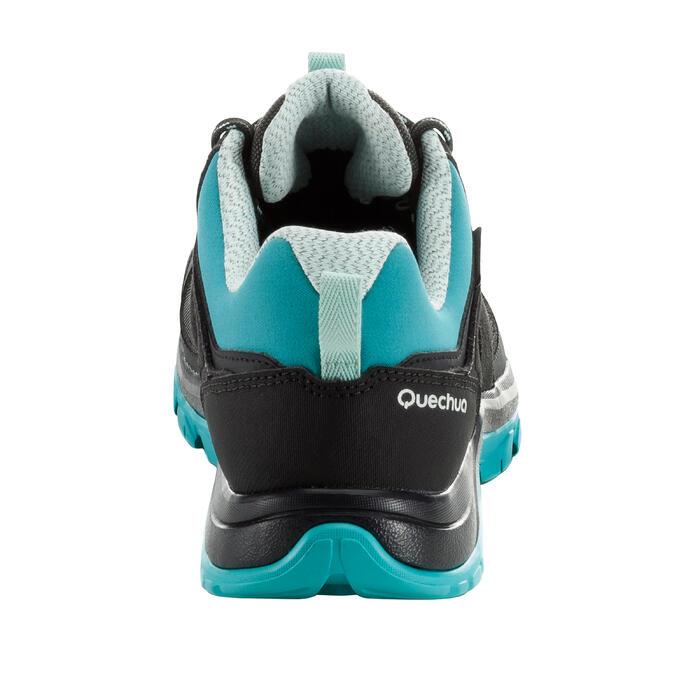 Chaussures de randonnée montagne femme MH100 imperméable - 1184106