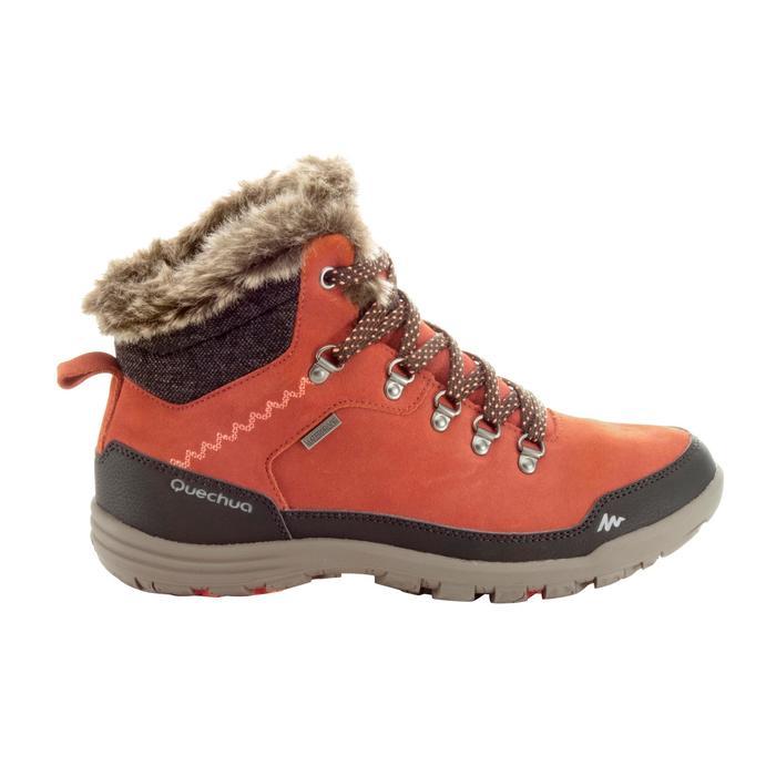 Chaussures de randonnée neige femme SH500 chaudes et imperméables - 1184107