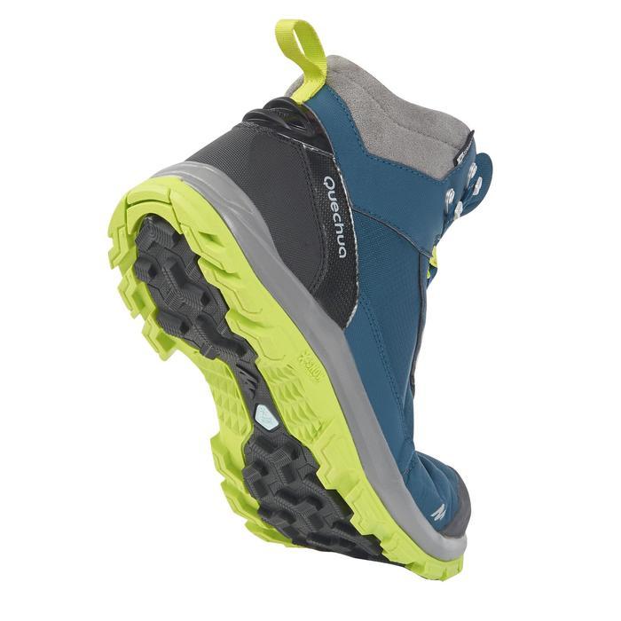 Chaussures de randonnée neige homme SH520 x-warm mid noires. - 1184112