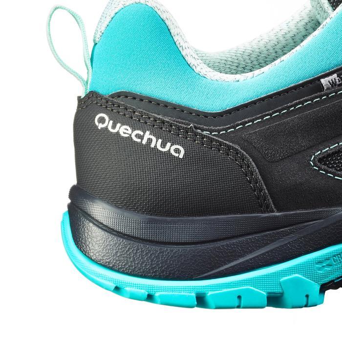 Chaussures de randonnée montagne femme MH100 imperméable - 1184121