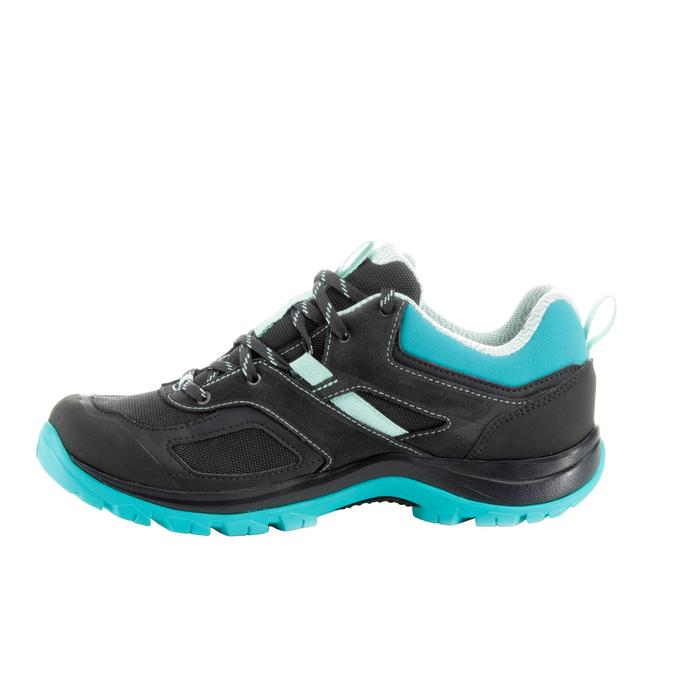 Chaussures de randonnée montagne femme MH100 imperméable - 1184122