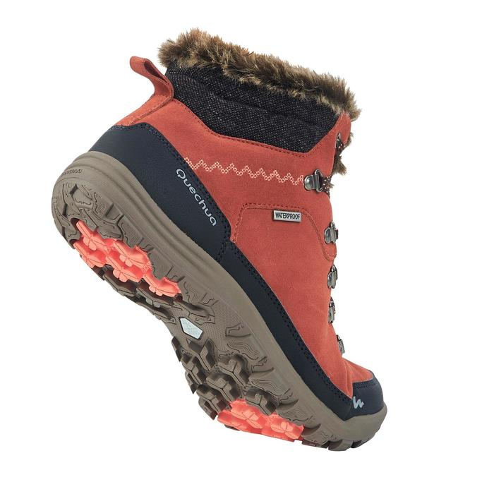 Chaussures de randonnée neige femme SH500 chaudes et imperméables - 1184135