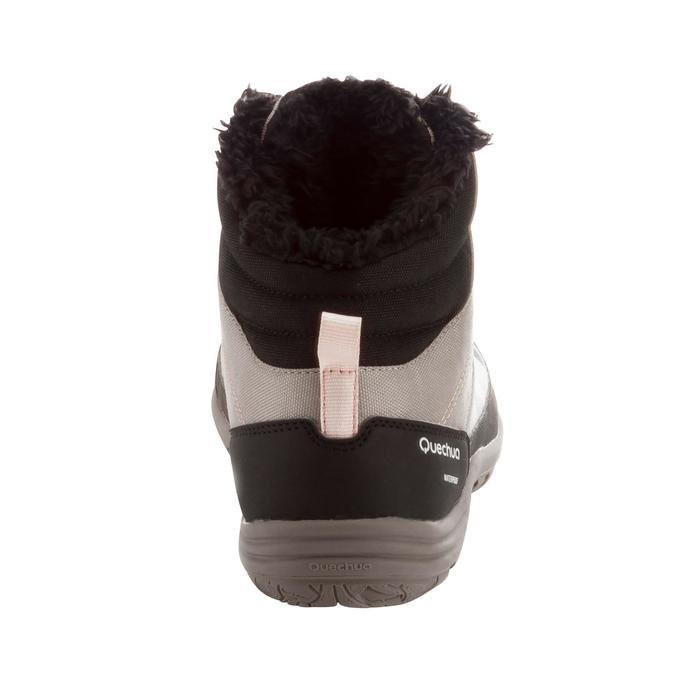 Chaussures de randonnée neige femme SH100 chaude et imperméables - 1184143