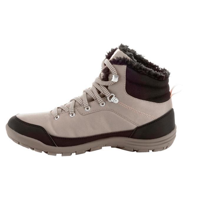 Chaussures de randonnée neige femme SH100 chaude et imperméables - 1184146