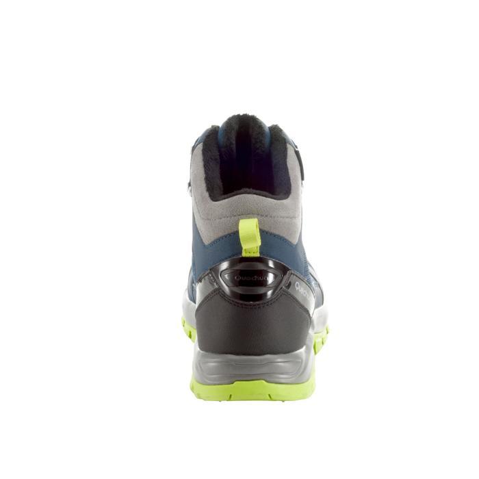 Chaussures de randonnée neige homme SH520 x-warm mid noires. - 1184152
