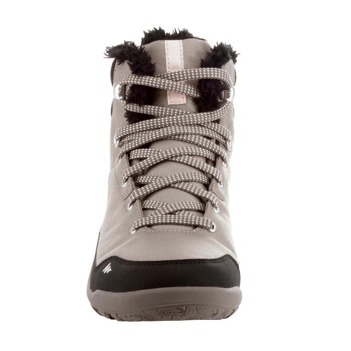 Chaussures de randonnée neige femme SH100 chaude et imperméables - 1184153