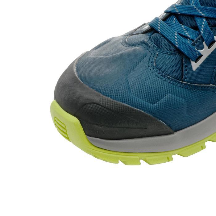 Chaussures de randonnée neige homme SH520 x-warm mid noires. - 1184205