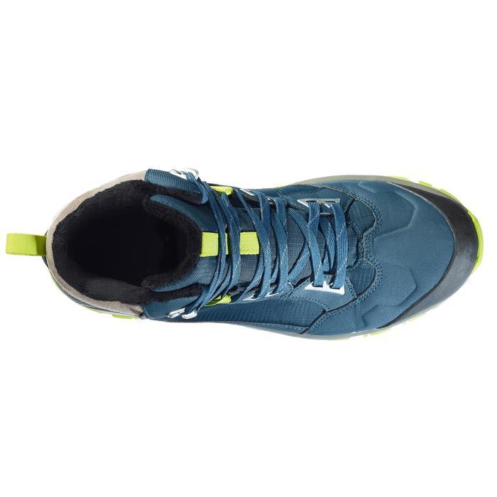 Chaussures de randonnée neige homme SH520 x-warm mid noires. - 1184211