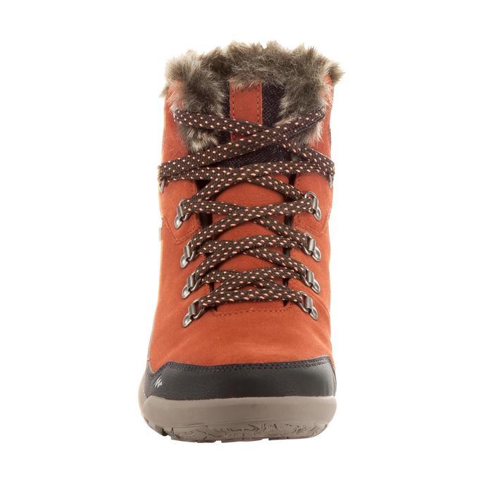 Chaussures de randonnée neige femme SH500 chaudes et imperméables - 1184217